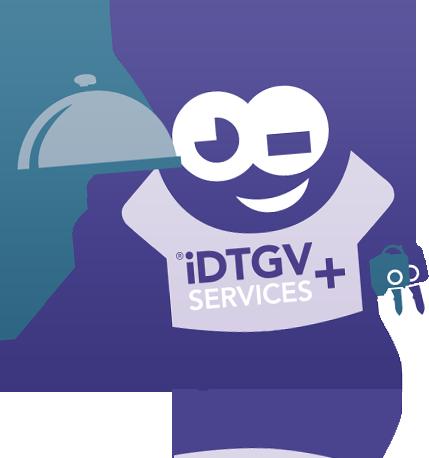 TGV � IDTGV Paris Gare de Lyon